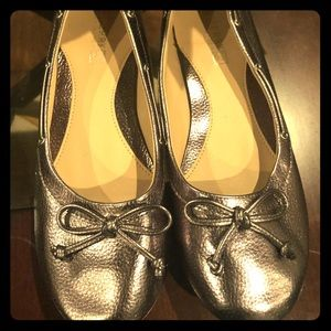 Sperry Top-Sider Marina Flat 5M Pewter